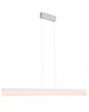 Lampa wisząca Rapid P0155 oprawa wisząca nowoczesna biała Maxlight