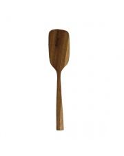 Łopatka kuchenna drewniana AKE1117 HK Living oryginalna łyżka z drewna tekowego