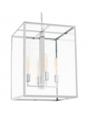 Lampa wisząca Vita L 10153103 oprawa wisząca chromowa Kaspa