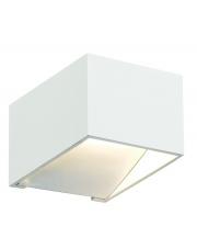 Kinkiet Mistif LED  20010101 oprawa ścienna biała Kaspa