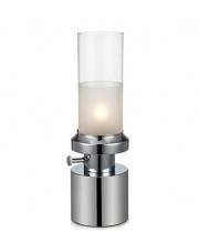PROMOCJA! Lampa stołowa Pir 105775 oprawa stojąca chromowa Markslojd