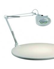 Lampa biurkowa FAGERNES 100852 oprawa stojąca biała Markslojd