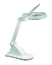 Lampa biurkowa Stora 100856 oprawa stojąca biała Markslojd