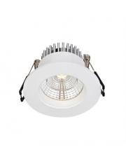 Lampy oczkowe Ares 3-SET 106214 oprawa wpuszczana biała Markslojd