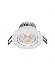 Lampy oczkowe Hera 3-SET 106210 oprawa wpuszczana biała Markslojd