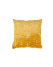 Poduszka SARONA OCHRE YELLOW 8600044 Zuiver żółta poduszka w stylu vintage