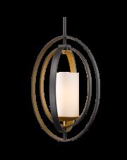 Lampa wisząca Dublin P01465BZ COSMOLight designerska nowoczesna oprawa wisząca