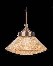 Lampa wisząca Barcelona P01932BR COSMOLight oprawa wisząca w stylu art deco