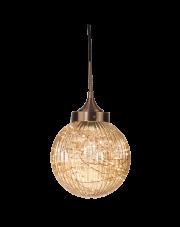Lampa wisząca Barcelona P01895BR COSMOLight oprawa wisząca w stylu art deco