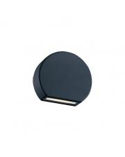 Kinkiet zewnętrzny Ferrera IP54 454A-L0103A-04 Dopo zewnętrzna oprawa LED antracyt