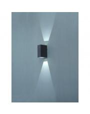 Kinkiet zewnętrzny Ufo IP54 335A-L98E2B-04 Dopo antracytowa zewnętrzna oprawa LED
