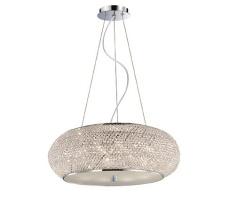 Lampa wisząca Pasha SP14 Ideal Lux kryształowa stylowa oprawa wisząca