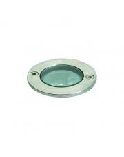Oprawa najazdowa zewnętrzna Glass IP67 031A-L0301B-30 Dopo stalowa schodowa oprawa najazdowa
