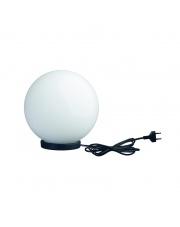Lampa ogrodowa Glou IP44 129E-G05X1A-02 Dopo lampa zewnętrzna w kolorze białym