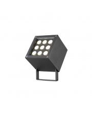 Naświetlacz kierunkowy zewnętrzny Barni IP65 551A-L0109A-04 Dopo lampa zewnętrzna w kolorze antracytu