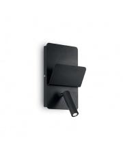 Kinkiet Read 176550 Ideal Lux oprawa ścienna z gniazdem USB