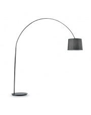 Lampa podłogowa Dorsale 091983 Ideal Lux oprawa podłogowa w stylu nowoczesnym