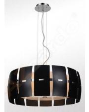 Lampa wisząca Taurus MD 2050S-4BL  AZzardo efektowna szklana oprawa wisząca