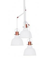 Lampa wisząca Darling MD71940-3 AZzardo szklana oprawa wisząca w stylu industrialnym