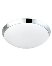 Lampa łazienkowa Rita LC3207 AZzardo chromowana nowoczesna oprawa łazienkowa