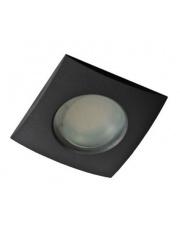 Oczko stropowe Ezio IP54 GM2105 BK AZzardo kwadratowa wpuszczana oprawa łazienkowa w stylu nowoczesnym