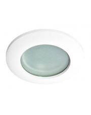 Oczko stropowe Emilio IP54 GM2104 WH AZzardo okrągła wpuszczana oprawa łazienkowa w stylu nowoczesnym
