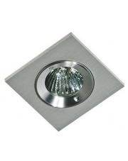 Oczko stropowe Pablo IP54 GM2107 ALU AZzardo wpuszczana oprawa łazienkowa w stylu nowoczesnym