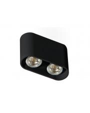 Spot Vision GM4214 BK AZzardo podwójna czarna oprawa techniczna
