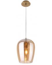 Lampa wisząca Zimba P0300 MAXlight szklana stylowa oprawa wisząca
