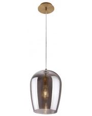 Lampa wisząca Zimba P0301 MAXlight szklana stylowa oprawa wisząca