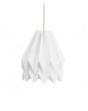 Lampa wisząca Plain Polar White Orikomi dekoracyjna papierowa oprawa wisząca