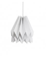 Lampa wisząca Plain Light Grey Orikomi dekoracyjna papierowa oprawa wisząca