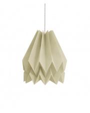 Lampa wisząca Plain Light Taupe Orikomi dekoracyjna papierowa oprawa wisząca