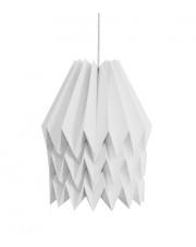 Lampa wisząca XL Plain Light Grey Orikomi papierowa dekoracyjna oprawa wisząca