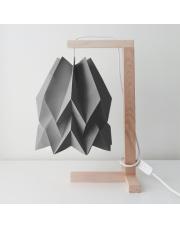 Lampa stołowa Plain Alpine Grey Orikomi papierowa oprawa stołowa w stylu design