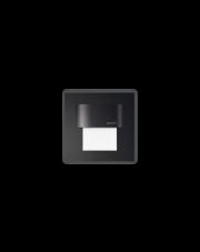 Oprawa schodowa Tango Mini Skoff nowoczesna oprawa w kolorze czarnym