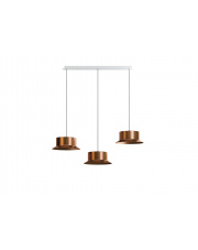 Lampa wisząca Maine L92.3M Estiluz potrójna oprawa wisząca w stylu design