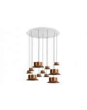 Lampa wisząca Maine R100.7S4M Estiluz oprawa wisząca w stylu design