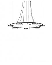 Lampa wisząca Aro T-3543-W Estiluz nowoczesna minimalistyczna oprawa wisząca