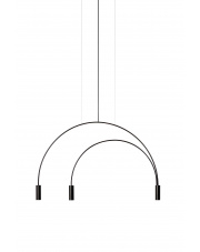 Lampa wisząca Volta T-3536 Estiluz designerska dekoracyjna oprawa ledowa