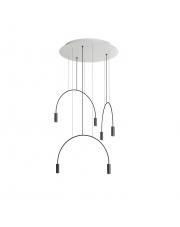Lampa wisząca Volta R70.3D Estiluz designerska dekoracyjna oprawa ledowa