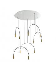 Lampa wisząca Volta R100.5D Estiluz designerska dekoracyjna oprawa ledowa