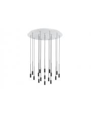 Lampa wisząca Volta R100.17S Estiluz designerska dekoracyjna oprawa ledowa