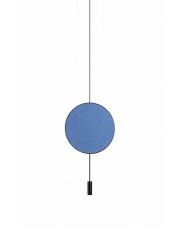 Lampa wisząca Revolta T-3635 Blue Estiluz dekoracyjna oprawa ledowa w stylu design