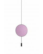 Lampa wisząca Revolta T-3635 Eggplant Estiluz dekoracyjna oprawa ledowa w stylu design