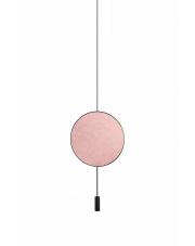 Lampa wisząca Revolta T-3635 Salmon Estiluz dekoracyjna oprawa ledowa w stylu design