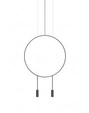 Lampa wisząca Revolta T-3636 Estiluz dekoracyjna oprawa ledowa w stylu design