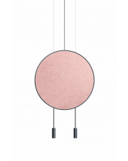 Lampa wisząca Revolta T-3636 Salmon Estiluz dekoracyjna oprawa ledowa w stylu design