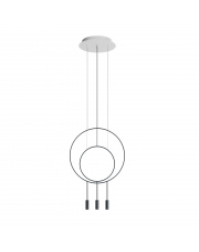 Lampa wisząca Revolta R40.1S1D Estiluz dekoracyjna oprawa ledowa w stylu design
