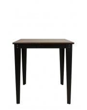 Stół kwadratowy 70x70 drewniany Scuola 2100060 minimalistyczny stół Dutchbone